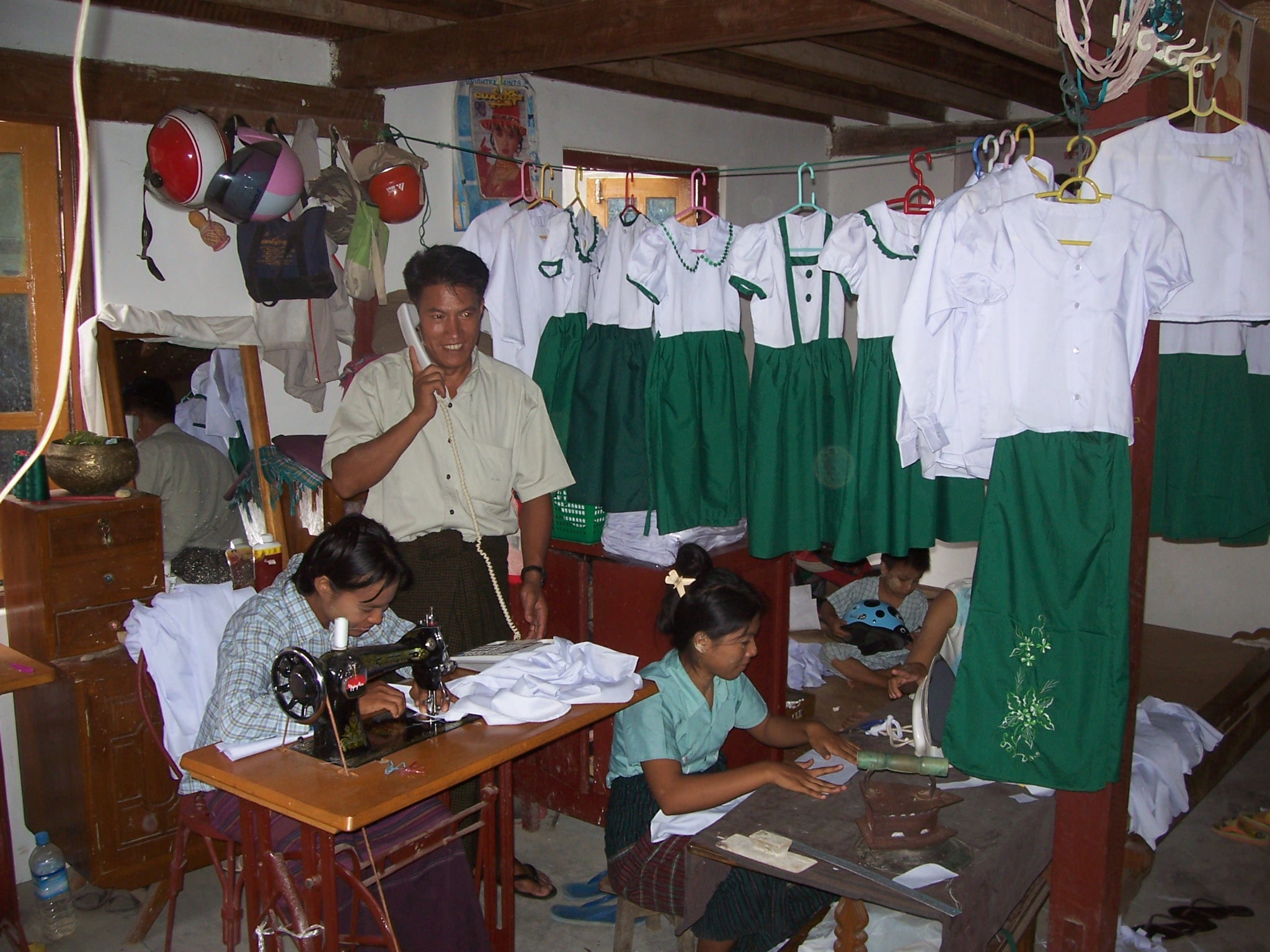 School Supplies and Uniforms