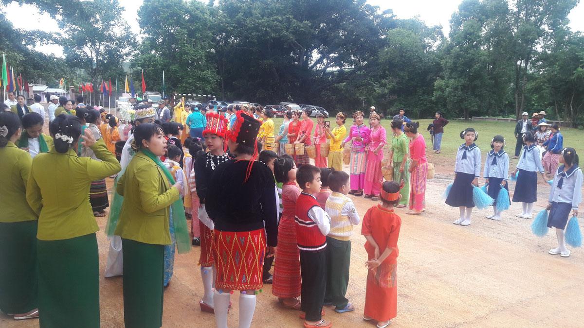 News 100schools - Building Schools in Burma Myanmar - New Openings - Yge Gwne - Middle school