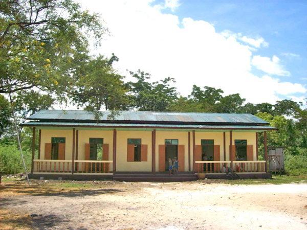 Build schools in Burma Myanmar - Building Primary school in Kwaye Ye Kone - Mandalay Division - 100schools, UK registered charity