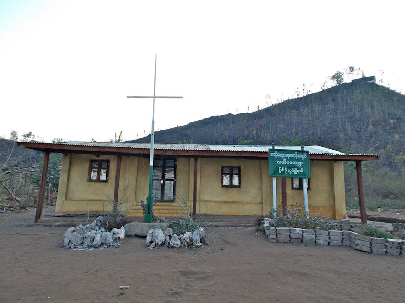 Build schools in Burma Myanmar - Building Primary school in Lema - Mandalay Division - 100schools, UK registered charity