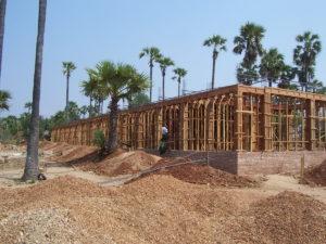 Build schools in Burma Myanmar - Building High school in Tetma - Mandalay Division - 100schools, UK registered charity