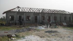 Build schools in Burma Myanmar - Building Primary school in Kan Kwaye - Mandalay Division - 100schools, UK registered charity