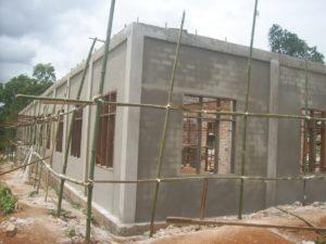 Build schools in Burma Myanmar - Building Jr High School in Yei Gnwe - Mandalay Division - 100schools, UK registered charity