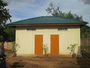 Build schools in Burma Myanmar - Building Primary school in Thi'Yone - Mandalay Division - 100schools, UK registered charity