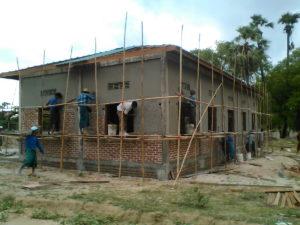 Build schools in Burma Myanmar - Building Primary school in Chin Myin Kyin - Mandalay Division - 100schools, UK registered charity