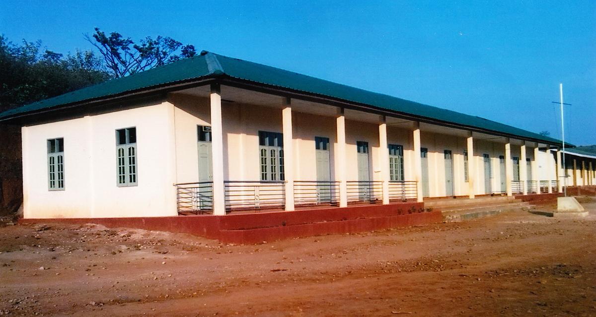Build schools in Burma Myanmar - Building Primary school in Inyar - Mandalay Division - 100schools, UK registered charity
