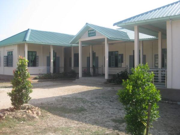 Build schools in Burma Myanmar - Building Primary school in Ah Shae Ngae Toe - Mandalay Division - 100schools, UK registered charity