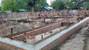 Build schools in Burma Myanmar - Building Primary school in Suu Lay Kone - Mandalay Division - 100schools, UK registered charity