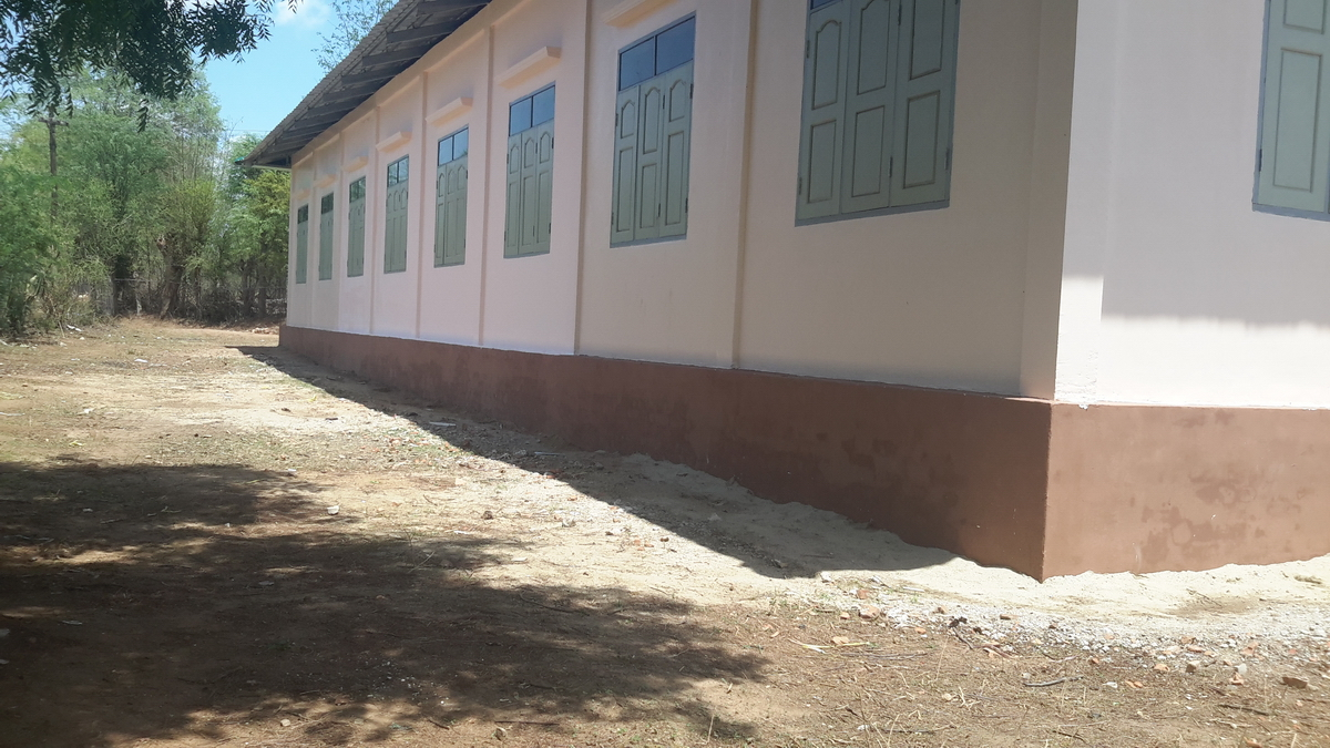 Build schools in Burma Myanmar - Building Primary school in Setoe - Mandalay Division - 100schools, UK registered charity