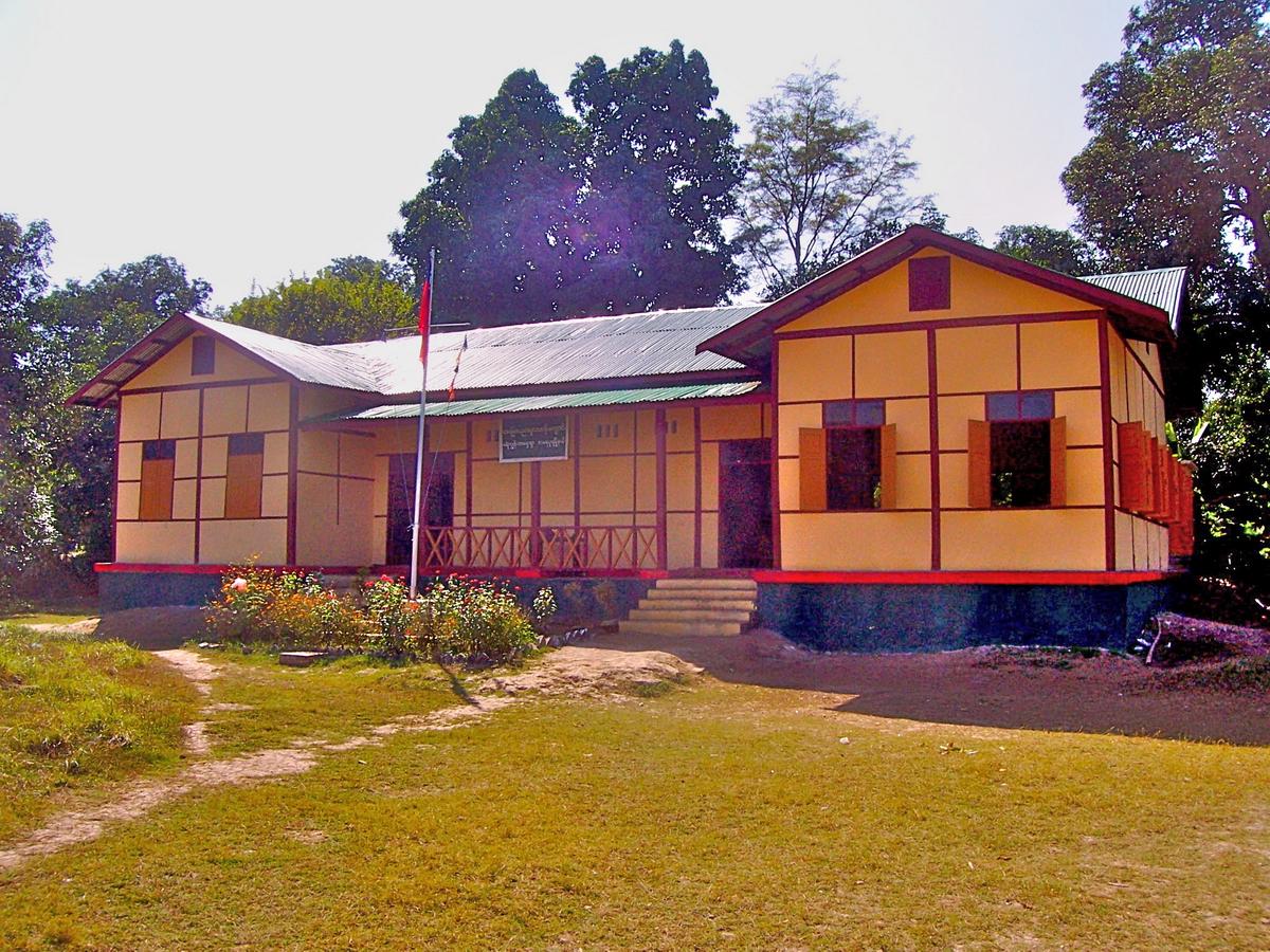 Build schools in Burma Myanmar - Building Primary school in Pha Ye Kyun - Mandalay Division - 100schools, UK registered charity