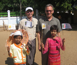 100schools - Affiliates and Donors - Myanmar Burma Schools Project Foundation
