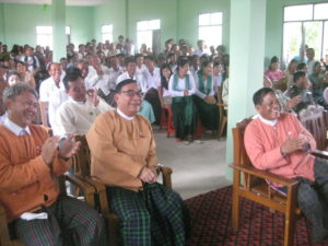 News 100schools - Building School in Burma Myanmar - New Openings - Sekalay and Seytoe - Primary schools