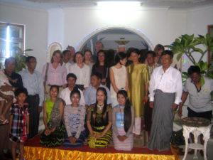 Build schools in Burma/Myanmar-Building primary school in Shar Pin