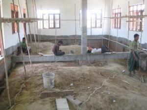 Primary School They Phyu Chaung Bago Division - Building 100 schools in Burma