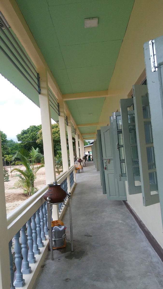 Middle School Ye Twin Kaung State - Building 100 schools in Burma