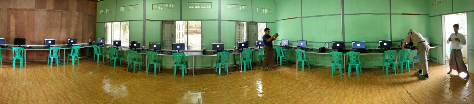 Homepage - Building 100 Schools in Burma