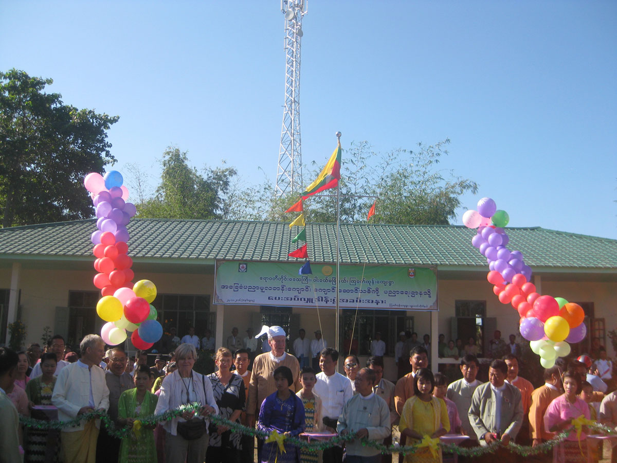New Openings - The official opening ceremony of our 50th